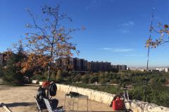 Activaciones Ham ✅  Parque Cuña verde de O'donnell