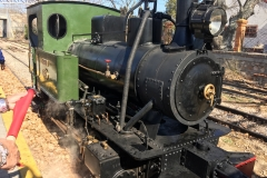 Activaciones Ham ✅  Tren de Arganda 2019