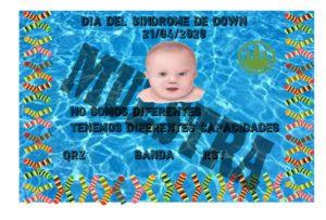 Diploma dia Mundial Sindrome de Down 20020